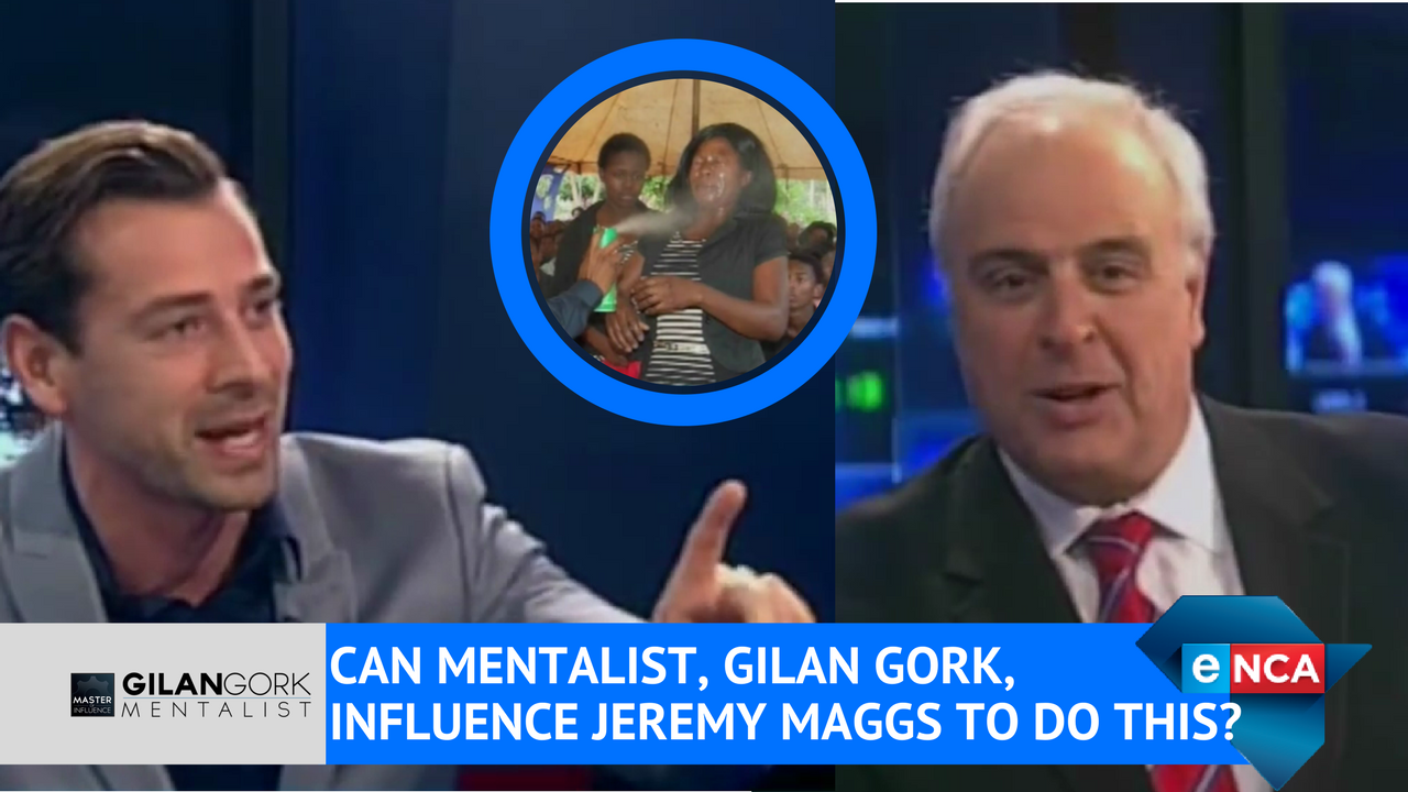Can Mentalist, Gilan Gork, Influence Jeremy Maggs to do this?
